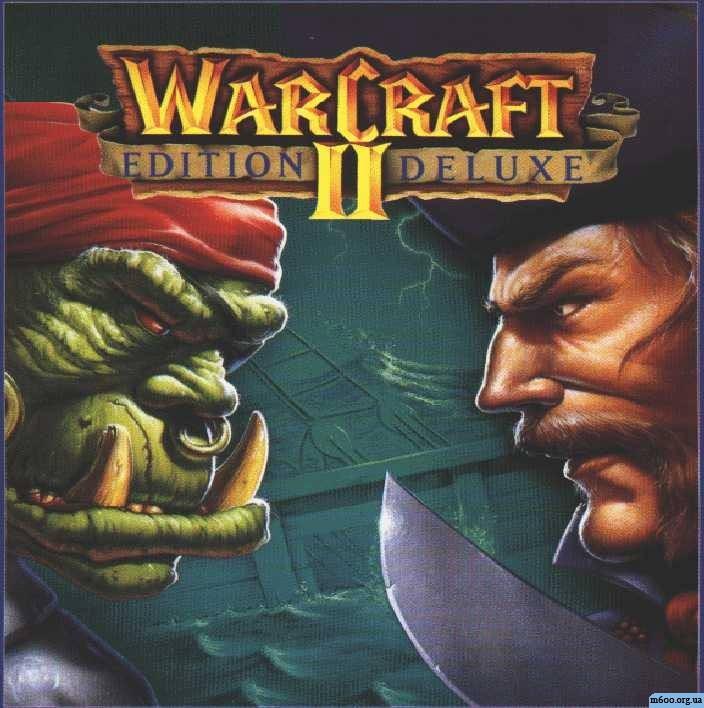 Warcraft 2 - игра для Android.