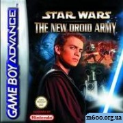 Star Wars - The Nеw Droid Army 1.0 - GBA