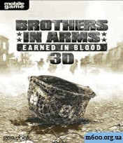 Brothers In Arms 3d Для W950/960 И G700/900