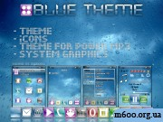 Blue Theme - Design By Spensor