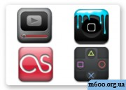 iPhone v.2 icons