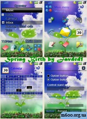 Spring_Birth by javded1
