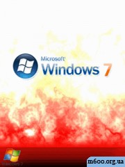 Windows 7 Red flames