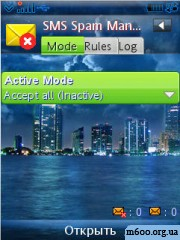 Sms spam manager 1.02(49)Сraced-by.G318