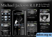 Michael Jackson R.I.P2 by Eldorado Theme ART
