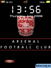 arsenal for Iphone Lock
