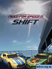Need for Speed-Shift 2D