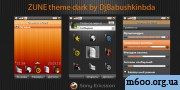 ZUNE theme dark by DjBabushkinbda