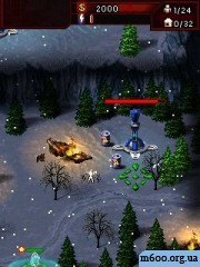 Command and Conquer Red Alert Mobile touch