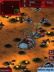 Command & Conquer 4 Tiberian Twilight touch