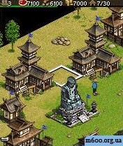 Age of Empires III The Asian Dynasties touch