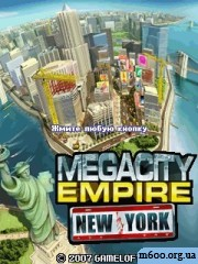 Megacity Empire New York touch RUS