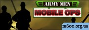 Army Men Mobile Ops  touch