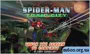 Spider-Man Toxic City touch
