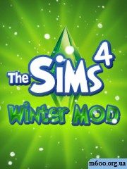 The Sims 4 Winter Mod